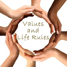 morals and values in life