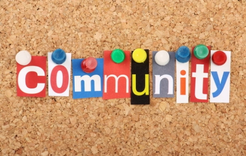community what can it give you