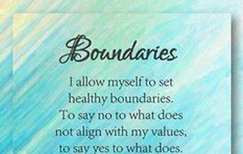 why are boundaries such big deal
